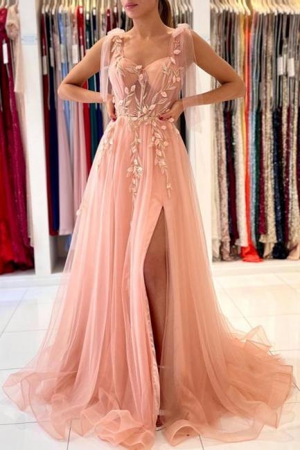 Elegante Abendkleider Lang Günstig | Blush Abiballkleider Online