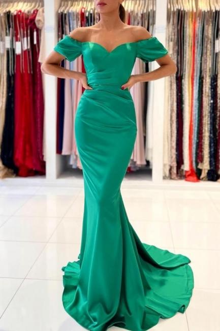 Schöne Abendkleider Grün | Abiballkleider Lang Günstig