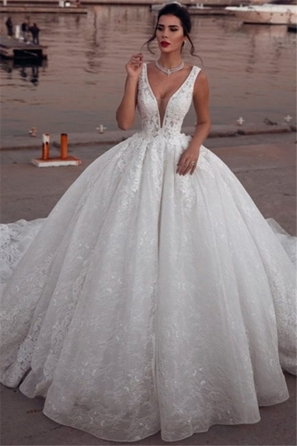 Buy A Line Wedding Dresses Cheap | Festive dresses for the wedding