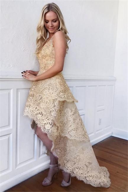 Elegant cocktail dresses short | Evening dresses with lace