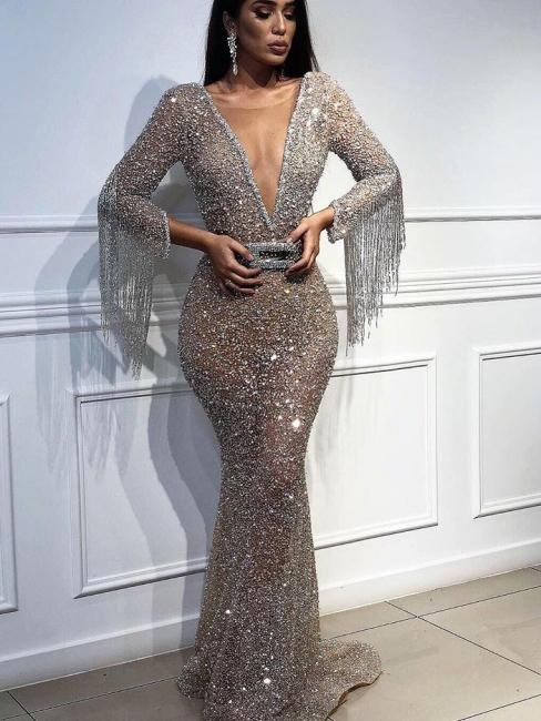 Luxus Abendkleider Lang | Abiballkleider Günstig Online