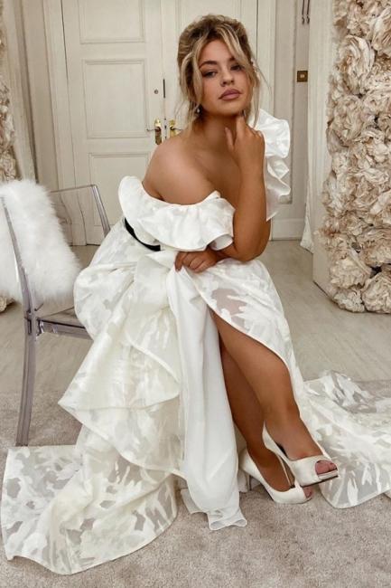 Simple wedding dress lace | Wedding Dresses A Line Cheap Online