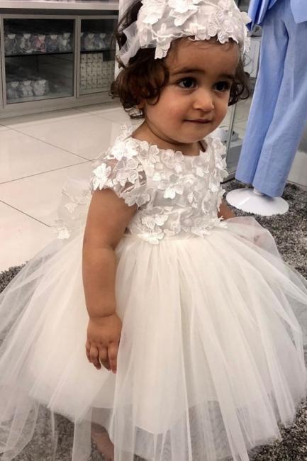 Flower girl dress white | Flower girl dresses cheap online