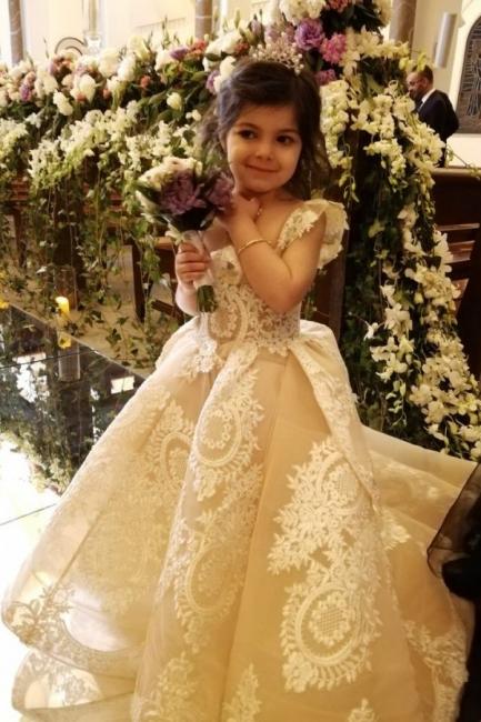Gorgeous kids wedding dresses | Flower girl dresses cheap