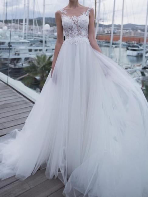 Sheath dresses wedding dresses with lace | Wedding Dresses Cheap Online