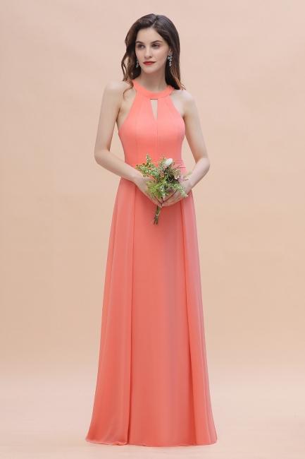 Wunderschöne Brautjungfernkleider Koralle   Kleider Für Brautjungfern