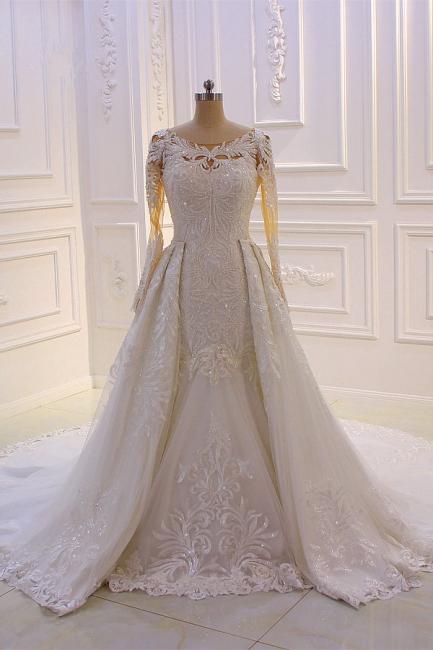 Designer wedding dresses A line | Wedding dresses lace