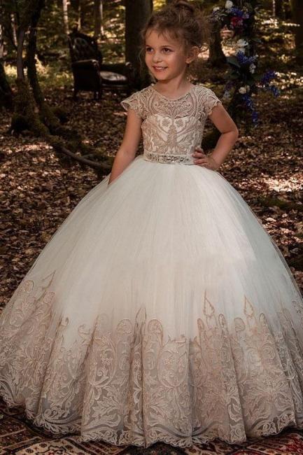 Blumenmädchen Kleider Hochzeit | Blumenmädchen Kleid Spitze
