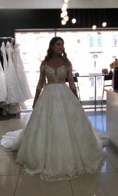 Modern Lace Wedding Dress Online | Buy Luxury Wedding Dresses
