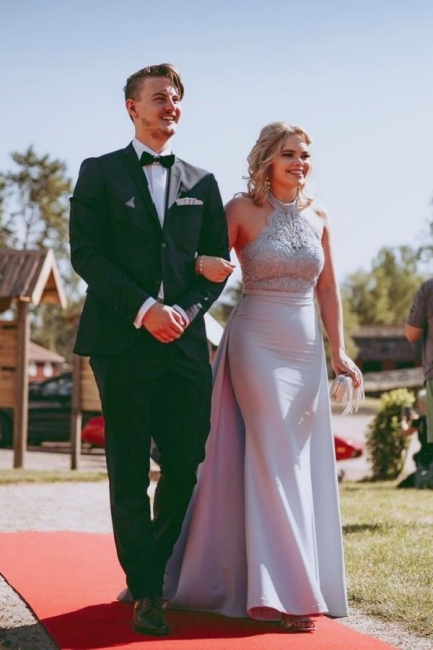 Elegant evening dresses long with lace | Evening Wear Prom Dresses Online