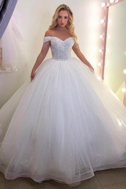 Extravagant wedding dresses princess | Wedding Dresses Cheap Online