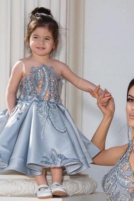 Beautiful flower girl dresses cheap | Children's wedding dresses online