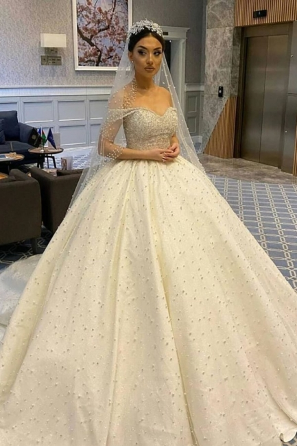 Extravagant wedding dresses princess | Buy Luxury Wedding Dresses