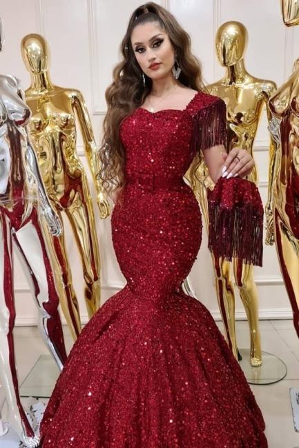 Abiballkleider Lang Glitzer | Extravagante Abendkleider ...