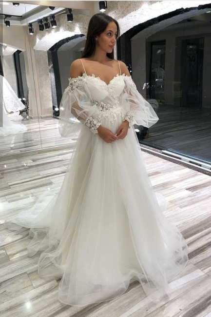 Simple wedding dresses with sleeves | Wedding Dresses Lace Online