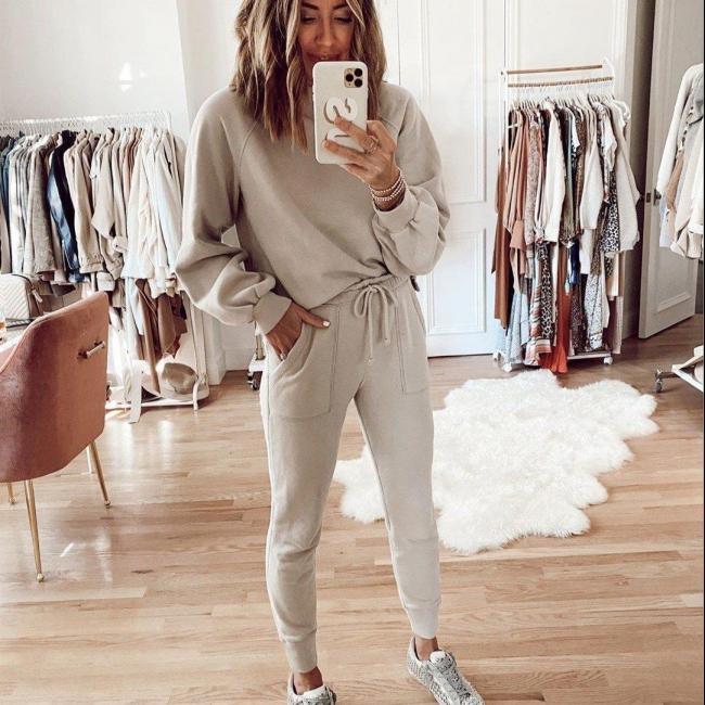 Warmer Schlafanzug Damen | Winter Pyjama