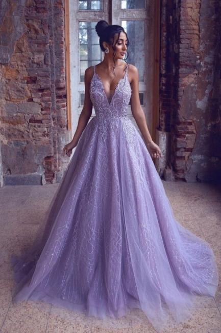 Extravagante Abendkleider Lang | Abiballkleider Glitzer Online