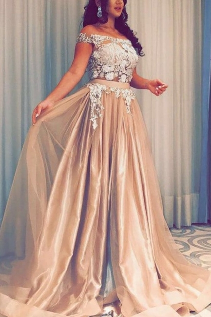 Simple evening dresses long cheap | Prom dresses with lace