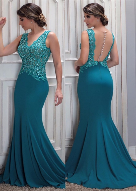 Buy Turkish Evening Dresses Long Chiffon Mermaid Evening Wear