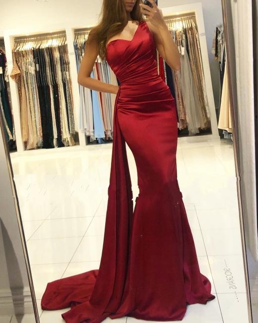 Designer Abendkleider lang Rot | Abendmoden Abiballkleider Online