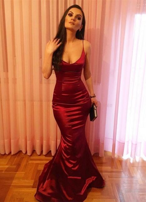 Sexy Rote Abiballkleider Lang Günstig Online Bodenlang Abendmoden 2020