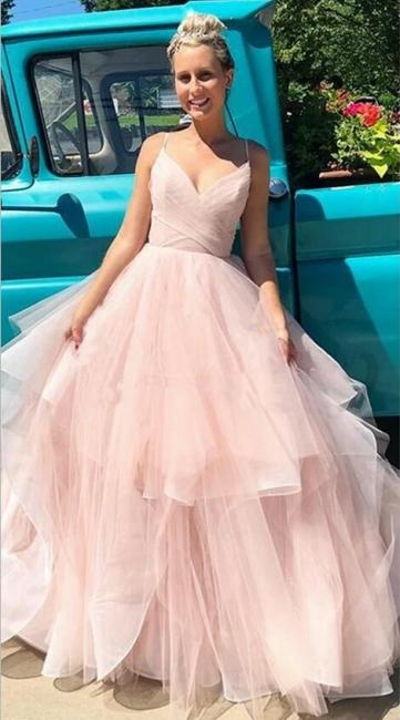 Rosa Brautkleider A Linie | Günstige Hochzeitskleider Online