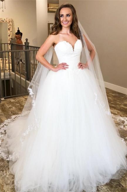 Wunderschöne Hochzeitskleider Prinzessin | Brautkleider Mit Spitze