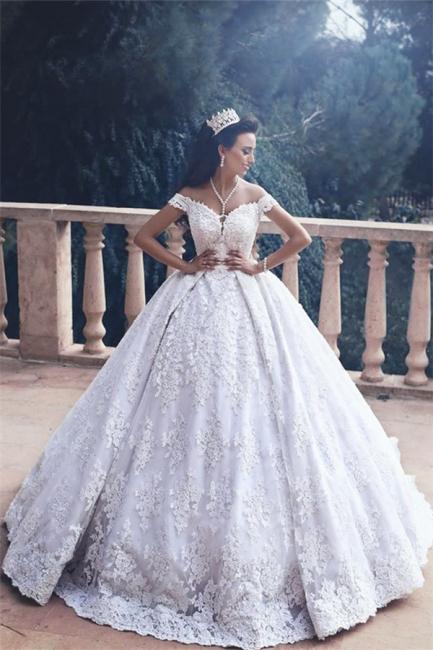 Sexy Wedding Dresses White Lace Princess Wedding Dresses Bridal