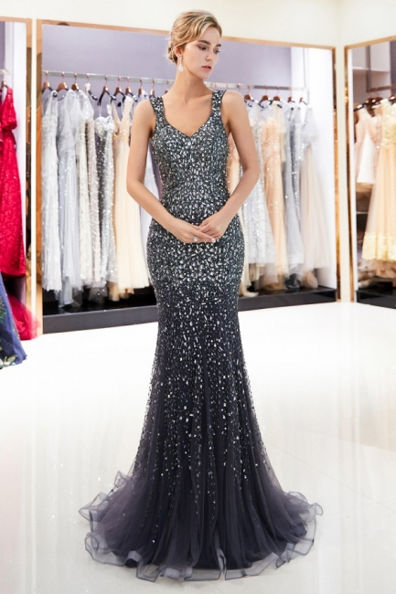 Modern prom dresses long cheap evening wear online