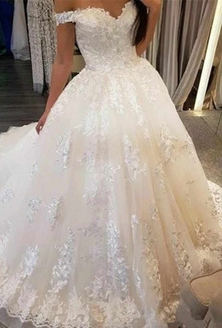Beautiful wedding dresses princess online | Wedding dresses with lace