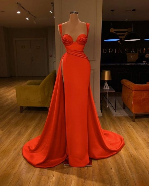 Designer Evening Dresses Long Red | Evening wear party dresses online