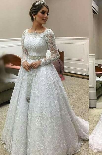Simple Wedding Dresses Like A Line Wedding Dresses With Sleeves Online