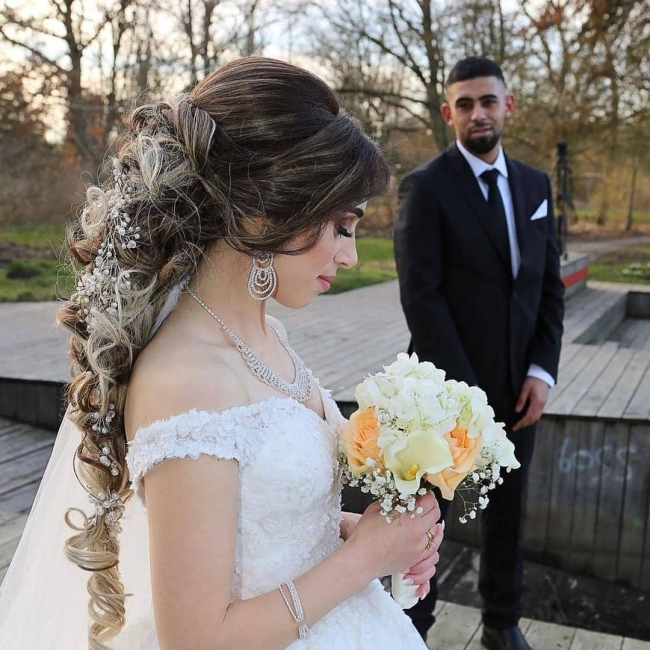 Fashion Hochzeitskleider Prinzessin | Spitze Brautkleider Online
