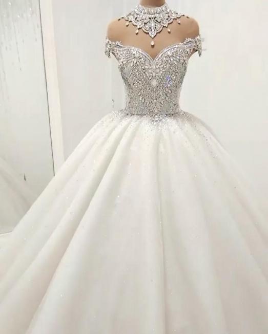 Elegante Hochzeitskleider Mit Spitze | Brautkleid Luxus Online