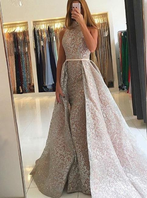 Fashion Abendkleider Lang Günstig | Pailletten Abiballkleider Online Günstig