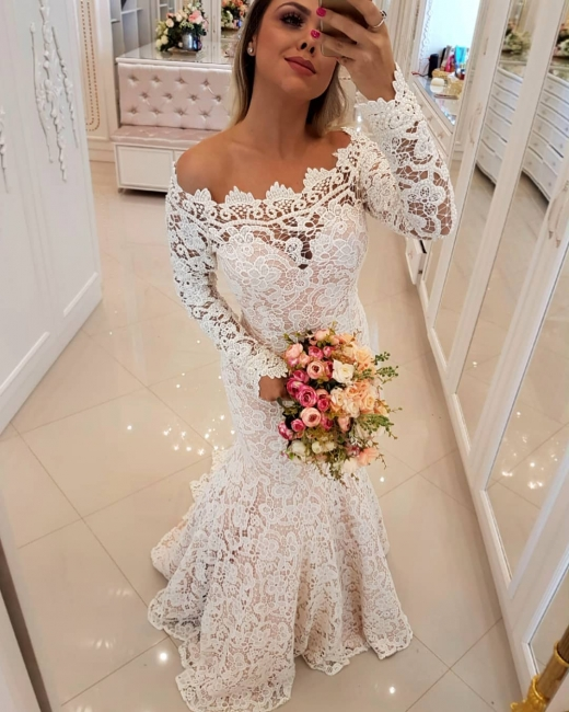 Designer wedding dresses with sleeves lace wedding dresses cheap online