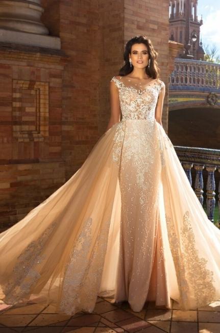Elegant wedding dresses with lace | Wedding Dresses A Line Online