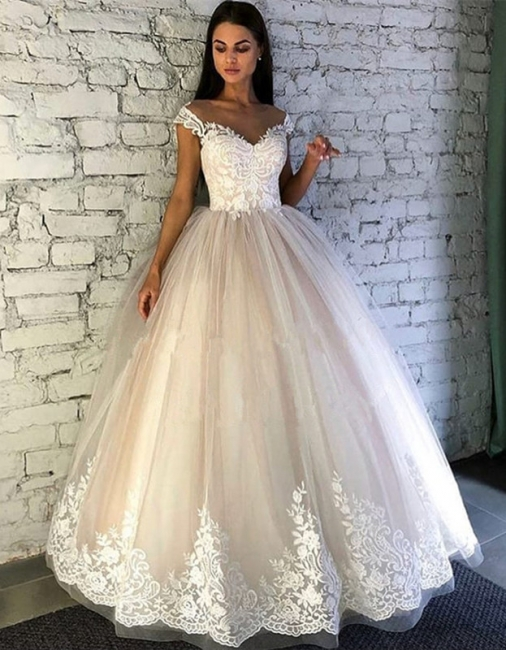 Designer wedding dresses princess | Wedding dresses with lace online