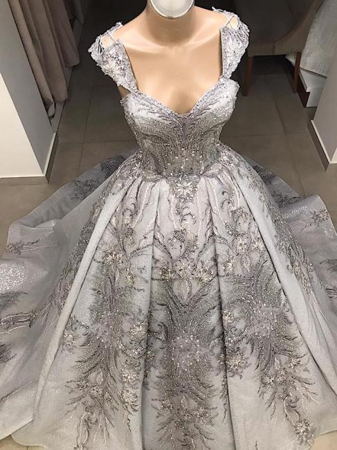 Luxus Brautkleider Prinzessin | Hochzeitskleider Online kaufen