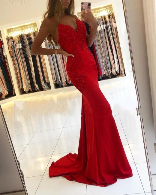 Designer Evening Dresses Long Red | Prom Dresses Cheap Online
