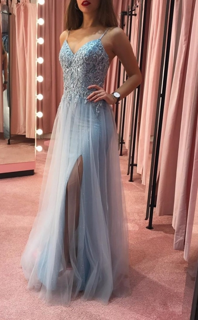 Elegant prom dresses long glitter | Designer evening dresses cheap