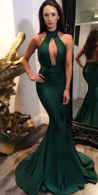 Schöne Abendkleider Lang Grün Günstig Abiballkleider Abendmoden Kaufen