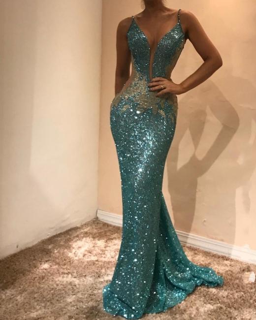 Blue evening dress long | Buy cheap prom dresses