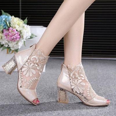 Beautiful bridal shoes wedding shoes | Wedding shoes white_5