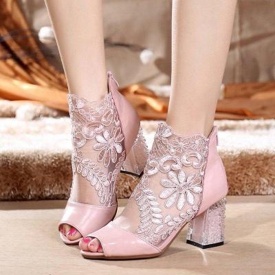 Beautiful bridal shoes wedding shoes | Wedding shoes white_4
