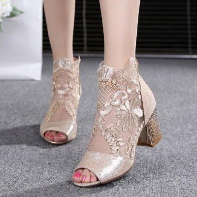 Beautiful bridal shoes wedding shoes | Wedding shoes white_3