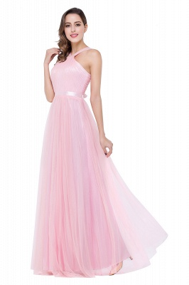 Evening dress long pink | Cheap prom dresses online_6