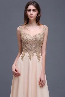 Designer Evening Dresses Long Cheap | Evening wear gold_4