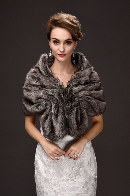 Jacket for wedding dress winter | Bolero for wedding dress