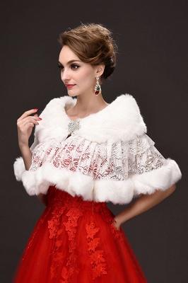 Wedding dress bolero lace | Jacket for wedding dress_4
